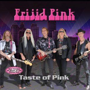 Taste Of Pink – EP